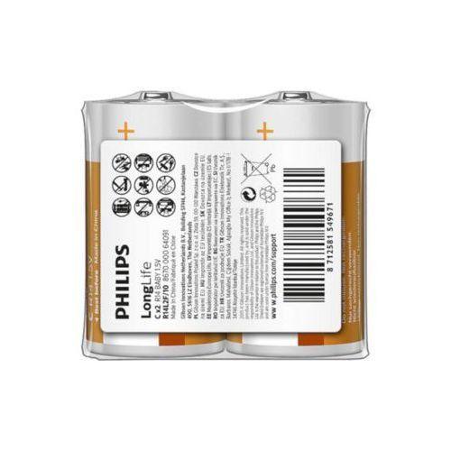 Bateria r14l2f/10 marki Philips