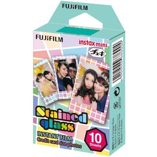 FujiFilm Instax Mini Stained Glass WW 1 (10x1/PK)