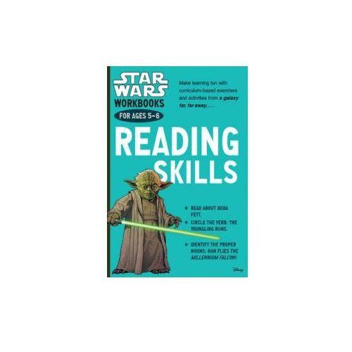 Star Wars Workbooks: Reading Skills - Ages 5-6
