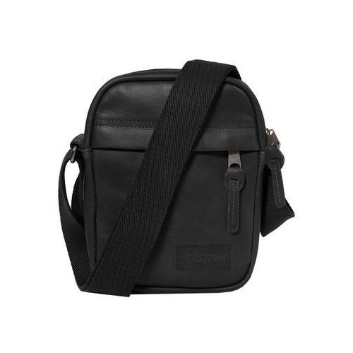 Eastpak THE ONE/LEATHER Torba na ramię black ink leather
