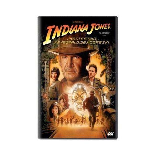 Paramount Indiana jones i królestwo kryształowej czaszki