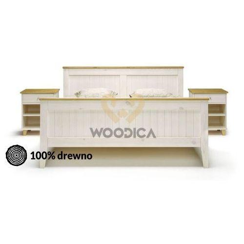 Łóżko Siena 25 L4 160x89x200