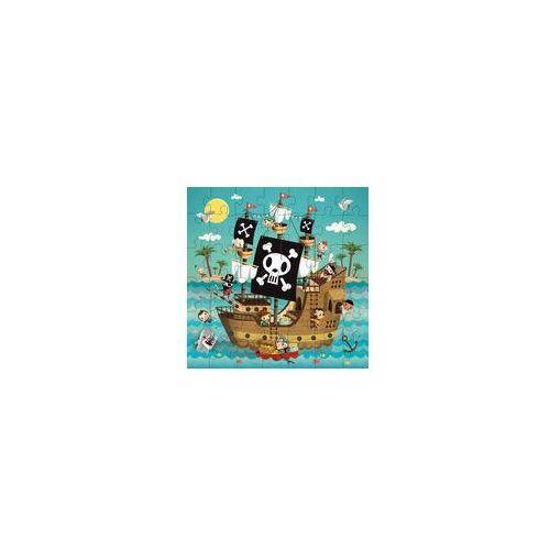 Puzzle 42 elementy (piraci) marki Mudpuppy