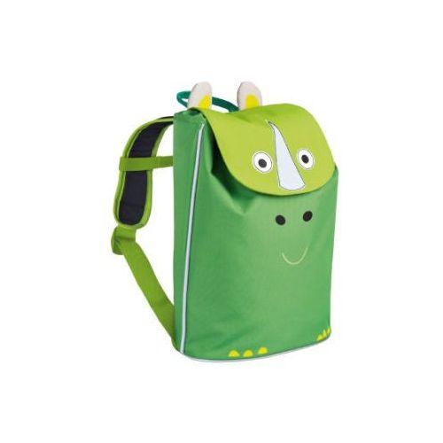 Lässig LÄssig 4kids plecak - mini duffle backpack wildlife - nosorożec (4042183341965)