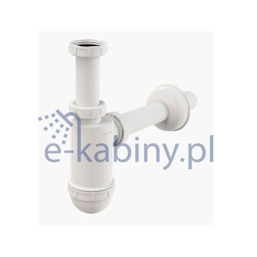 Alkaplast pół-syfon umywalkowy Ø32 z nakętką 5/4 a430 marki Alcaplast