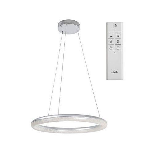 Rabalux 2566 - LED Żyrandol ściemnialny GEORGINA LED/36W/230V matowy chrom, kolor Srebrny