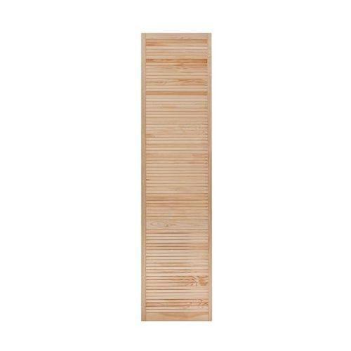 Drzwi ażurowe 242,2 x 59,4 cm marki Floorpol