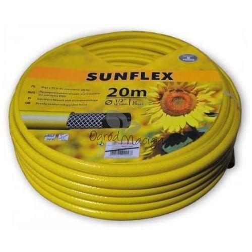 """Bradas Wąż ogrodowy sunflex 1"""" - 20m"""