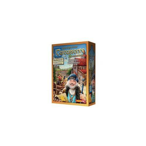 Carcassonne: Opactwo i Burmistrz (druga edycja polska) - Poznań, hiperszybka wysyłka od 5,99zł!