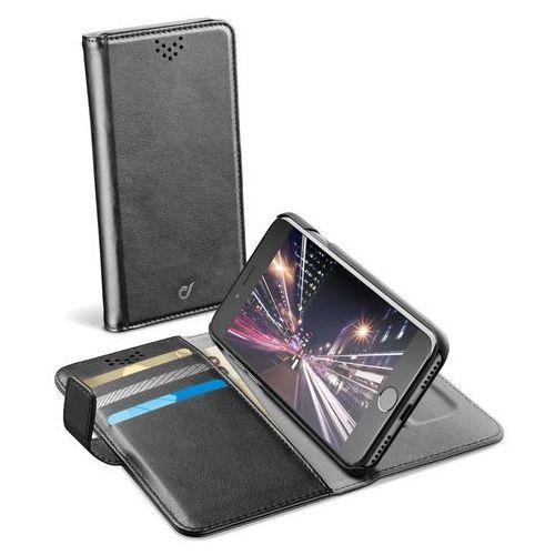 etui book agenda do iphone 7 (cbookagendaiph747k) darmowy odbiór w 20 miastach! marki Cellular line