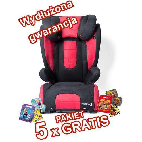 Diono monterey 2 isofix red >>> pakiet gratisów <<< wys 24h, serwis door to door, hologram