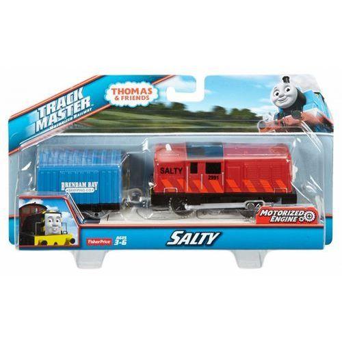 Fisher price Tomek i przyjaciele lokomotywki salty