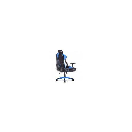 Akracing ProX Gaming Chair, Czarno-niebieski (AK-PROX-BL) Darmowy odbiór w 20 miastach! - produkt z kategorii- Pozostałe gry i konsole
