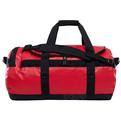 Torba podróżna base camp duffel m ne - tnf red / tnf black marki The north face