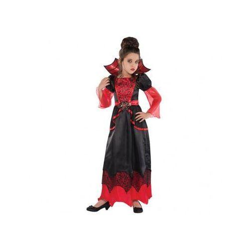 Kostium Królowa Wampirów dla dziewczynki - 4/6 lat (114)