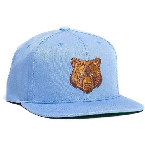 Grizzly Czapka z daszkiem - park visitor snapback light blue (ltbl) rozmiar: os