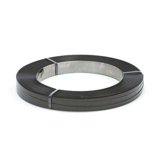 Taśma do bandowania, stalowa, 16x0,5 mm, D 802 m, 25749