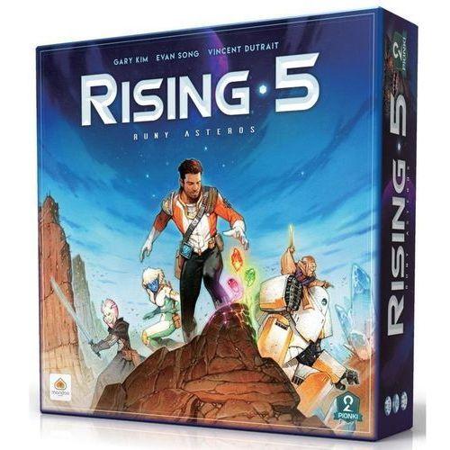 Gra rising 5: runy asteros pl - darmowa dostawa od 199 zł!!! marki Portal games