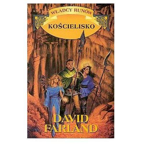 KOŚCIELISKO - WŁADCY RUNÓW 4 David Farland, książka z kategorii Fantastyka i science fiction