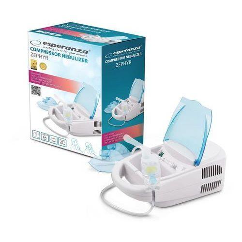 OKAZJA - Esperanza Inhalator nebulizator kompresorowy zephyr