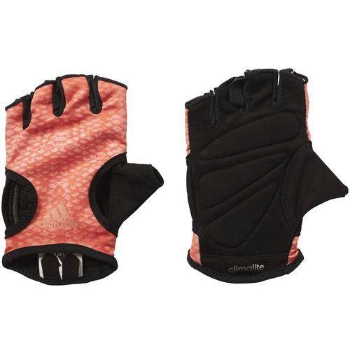Adidas Rękawiczki Clmlt Gr /Black/Tech Rust Met.