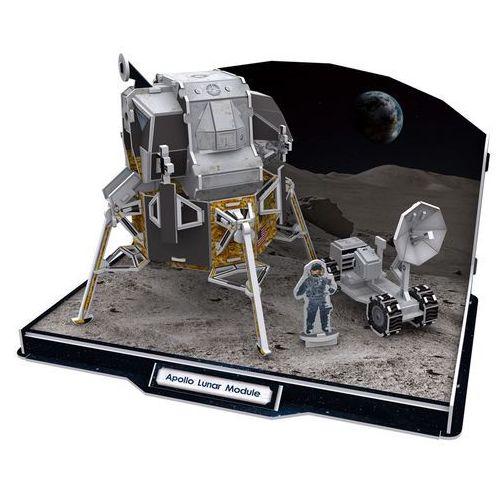 Cubic Fun, puzzle 3D Apollo moduł księżycowy, 6944588206512_716320_001