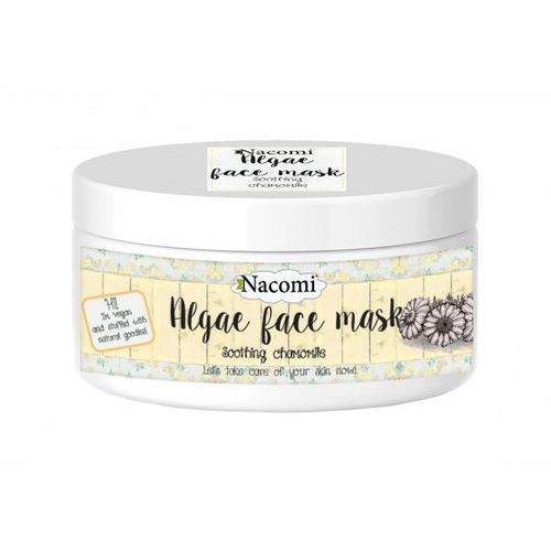 Profesjonalna maska algowa z Rumiankiem - 42g - marki Nacomi (5901878689180)