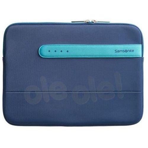 """ETUI DO NOTEBOOKA SAMSONITE COLORSHIELD 13,3"""" niebieski 153295 - Natychmiastowa wysyłka kurierska!, kolor niebieski"""