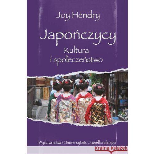 Japończycy. Kultura i społeczeństwo (340 str.)