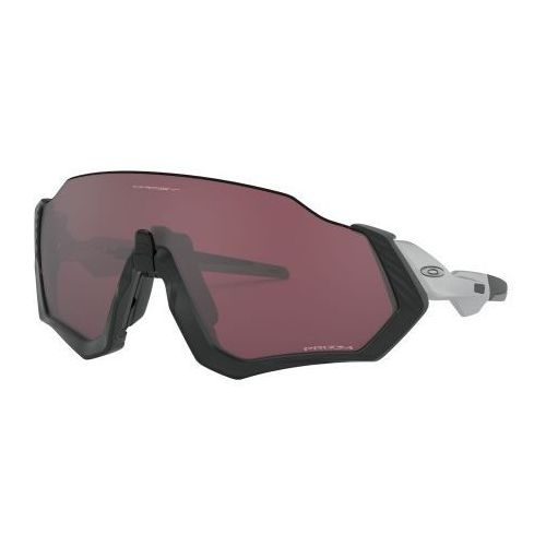Oakley Okulary flight jacket matte black/silver prizm road black oo9401-0937