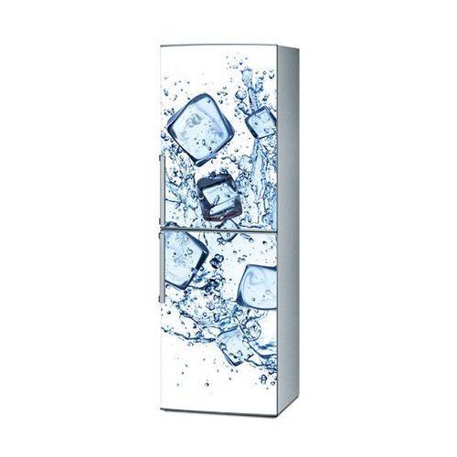 Stikero Mata magnetyczna na lodówkę - kostki lodu w wodzie 4281