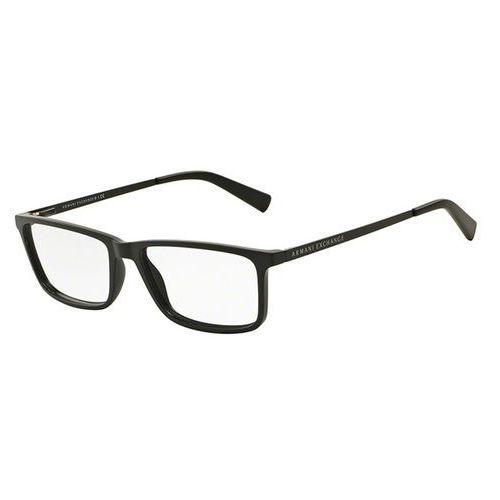 Okulary korekcyjne ax3027f asian fit 8078 marki Armani exchange