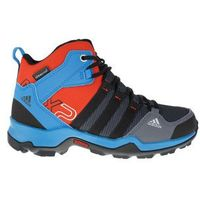 Adidas Buty terrex ax2 mid cp k - szary