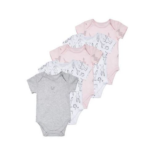 mothercare MODERN 5 PACK Body pastels multicolor, LC714