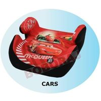 Fotelik samochodowy, podstawka 15-36kg disney wzór cars marki Sena