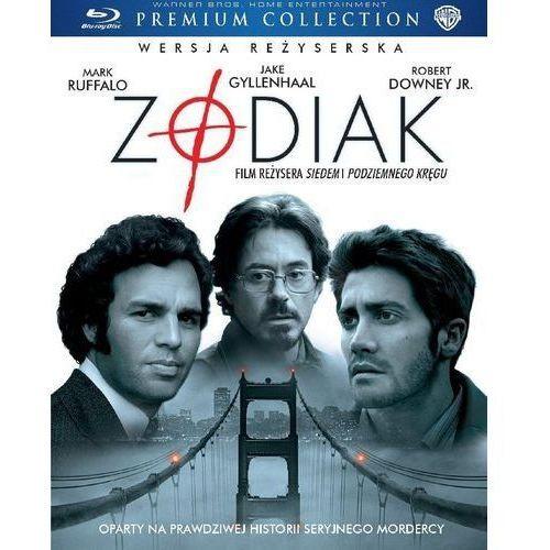 Zodiak Premium Collection (Blu-ray) - David Fincher DARMOWA DOSTAWA KIOSK RUCHU (7321999110475)