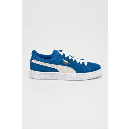 Puma - buty dziecięce suede jr