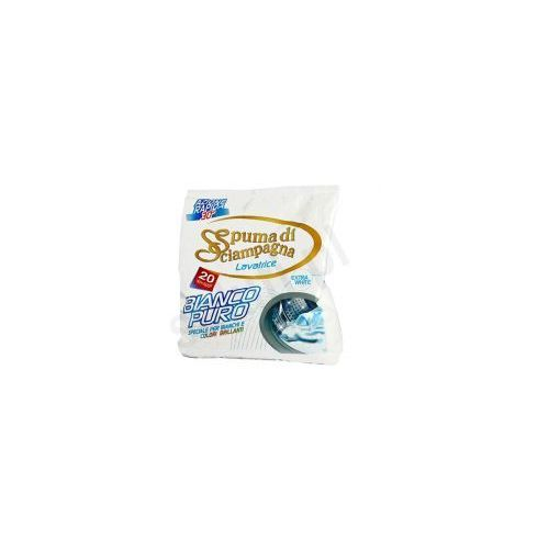 bianco puro - proszek do prania kolorowego i białego (1,36 kg - 20 p.) marki Spuma di sciampagna