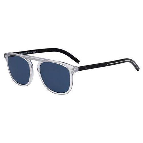 Okulary słoneczne black tie 249s 900/ku marki Dior