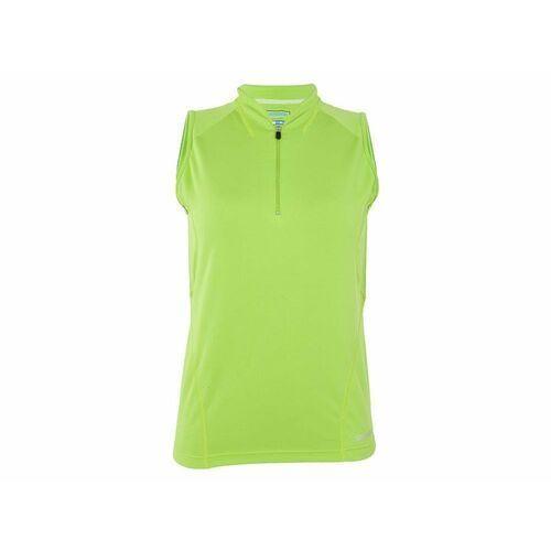 Cw0w403212m koszulka damska bez rękawów zielona m marki Shimano