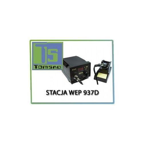 Stacja lutownicza 937d kolba cyfrowa marki Wep