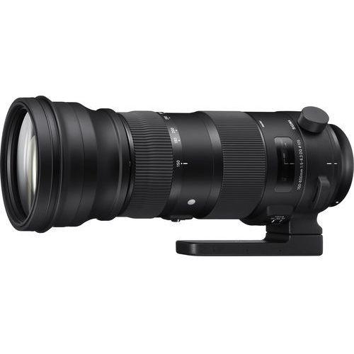 s 150-600 mm f/5-6.3 dg os hsm canon marki Sigma
