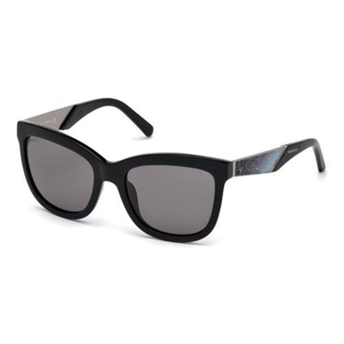 Okulary Słoneczne Swarovski SK 0125 01E, kolor żółty