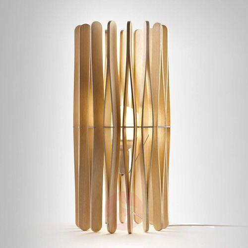 stick lampa stołowa, cylindryczna marki Fabbian