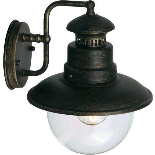 Ciekawa lampa ścienna zewnętrzna ARTU