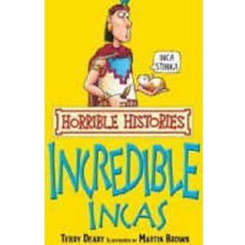 Incredible Incas (9781407104270)