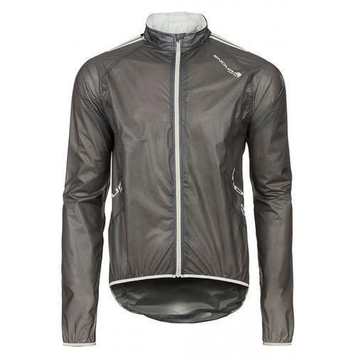 Endura fs260-pro adrenaline race cape kurtka mężczyźni czarny xxl kurtki przeciwdeszczowe