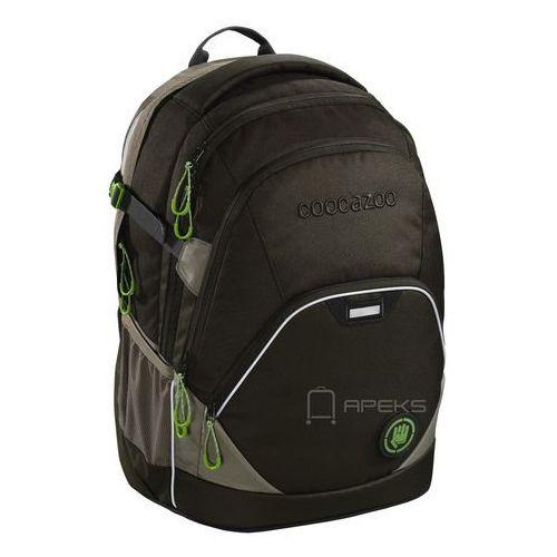 Coocazoo EvverClevver II plecak szkolny 45 cm / Woodsman - Woodsman