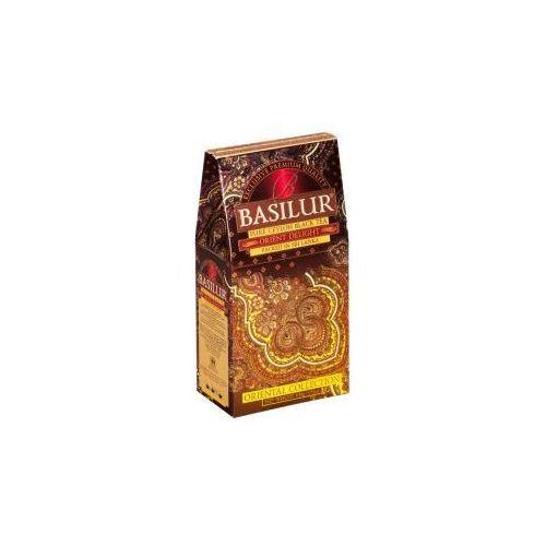 Herbata Oriental Collection Orient Delight stożek 100g - BASILUR