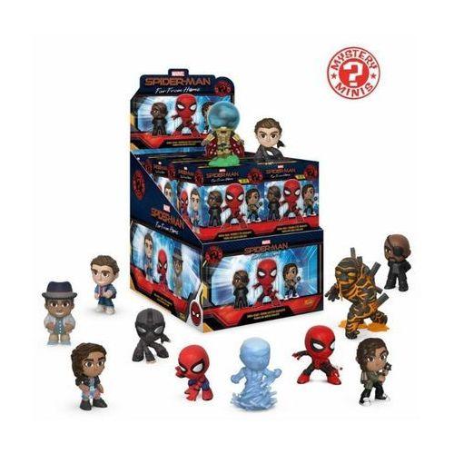 Figurka Funko Mystery mini: Spiderman (0889698393515)